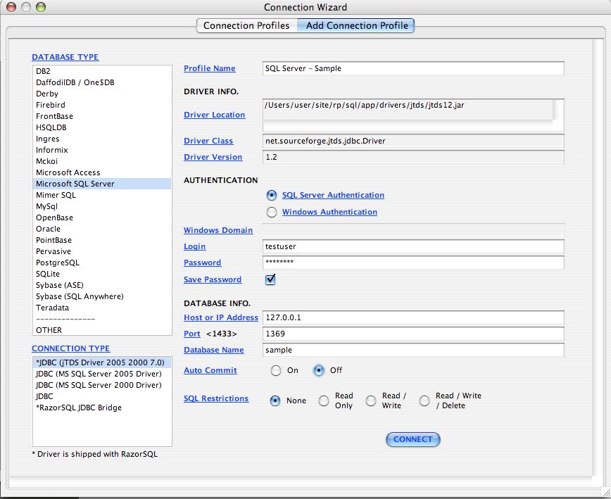 RazorSQL Mac 破解版 优秀的数据库管理客户端-麦氪派(WaitsUn.com | 爱情守望者)