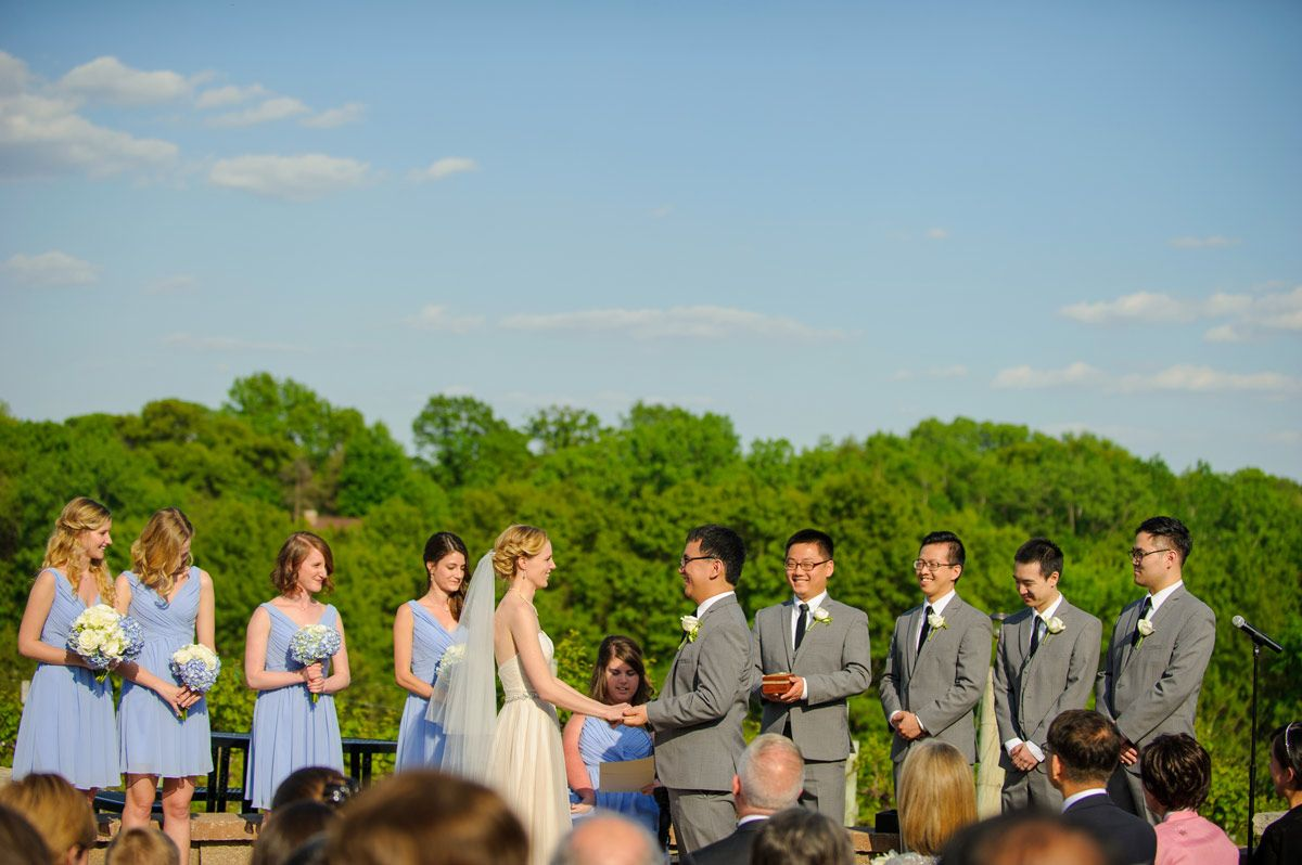cedar rapids winery wedding