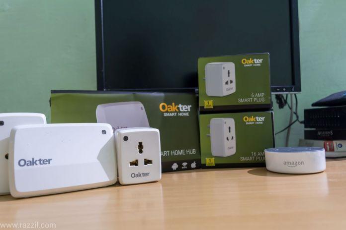 Oakter Smart Plug Amazon Echo Dot India