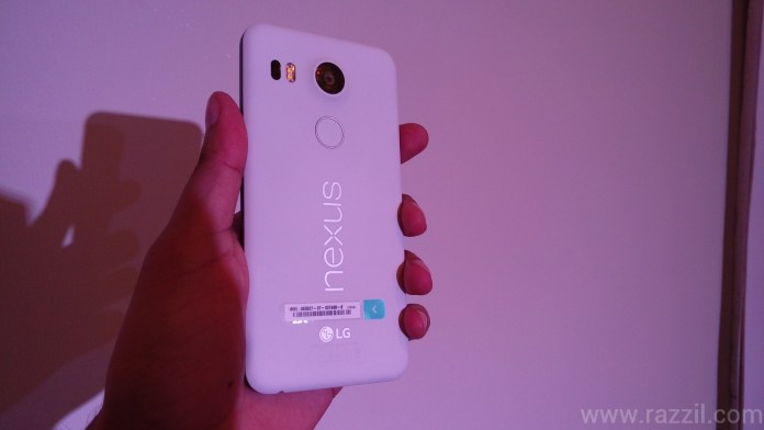Google Nexus 5X india review