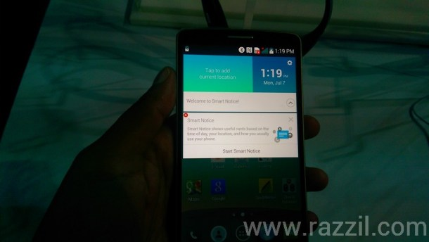 LG G3 India Review