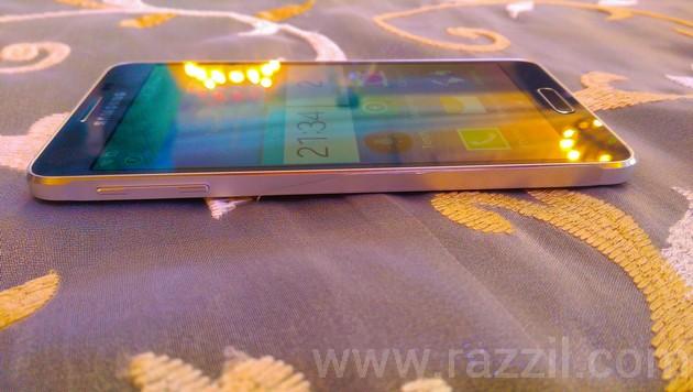 Samsung Galaxy Alpha India Review