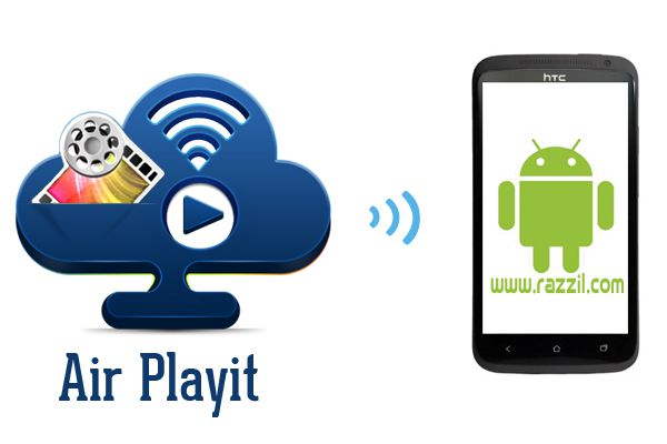 Air Playit for Android