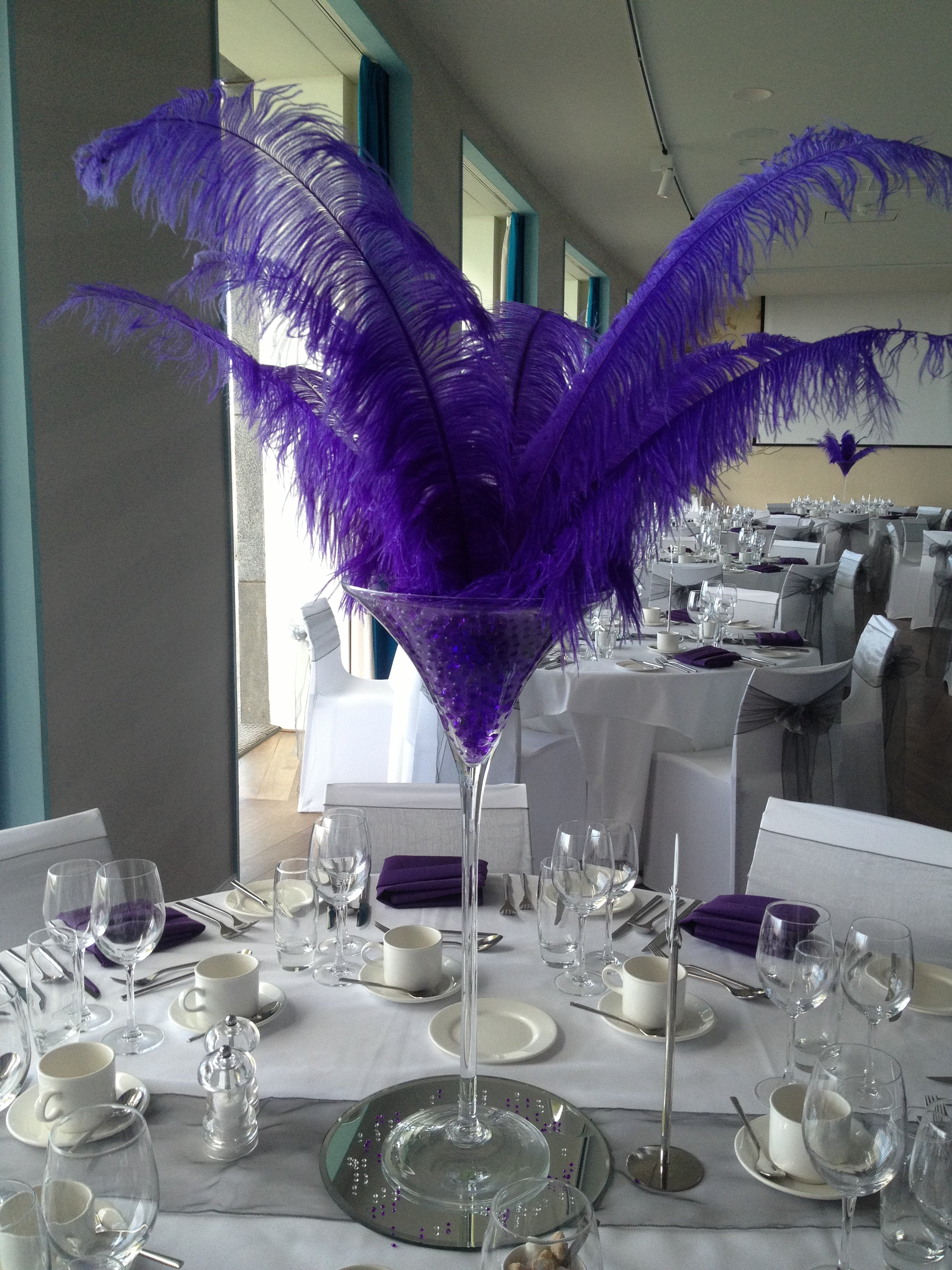 chair covers morecambe cheap folding chairs masquerade ball decorations razzle dazzle wedding and