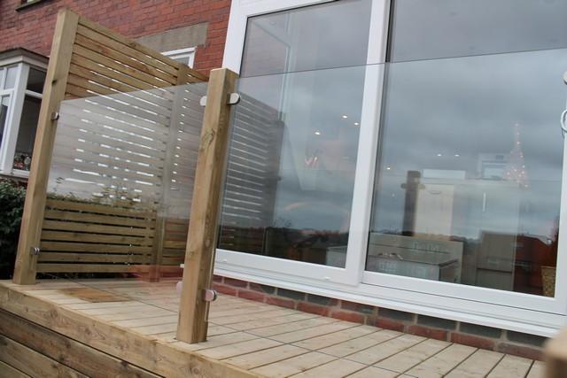 Sheffield Landscaper Gallery Patios Decking Ponds Fencing