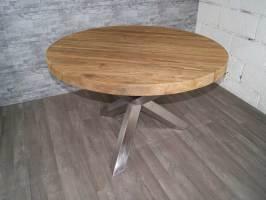 Esstisch Rund Holz   The Cool Designs