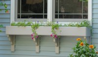 Late Summer Window Box Planters Ideas - Renewal by ...