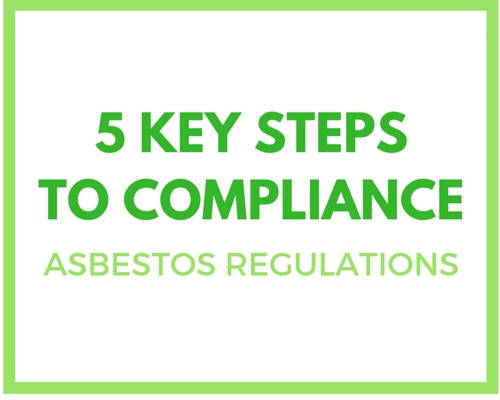 5 KEY STEPS TO COMPLIANCE 2