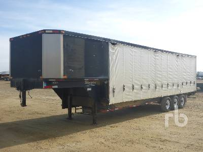 Used Curtain Side Trailers Trailers For Sale Ritchie Bros