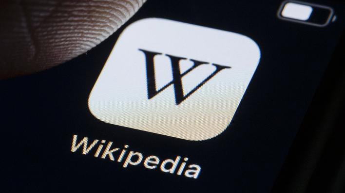 wikipedia ist 2021 keine
