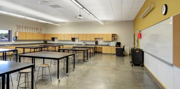 Stem Conversion Northglenn High School - Rb Architects