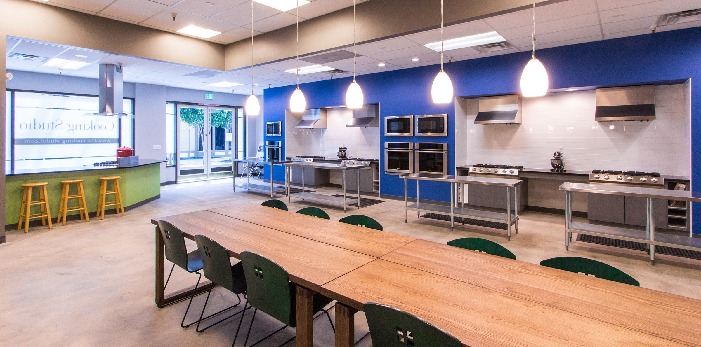 The Cooking Studio Fort Collins RBB Architects