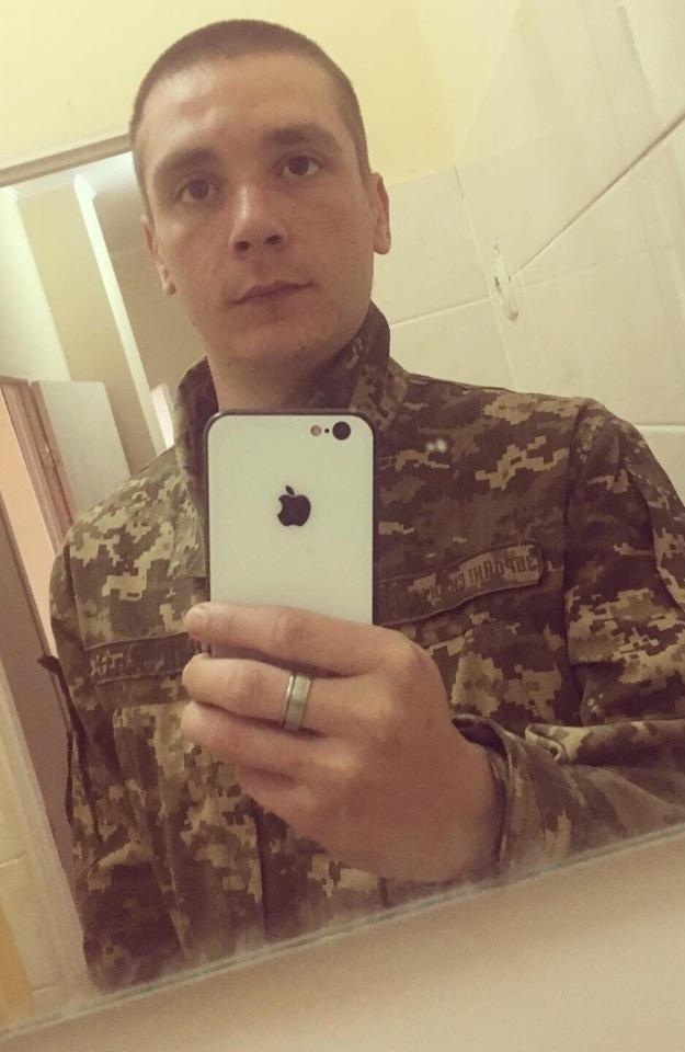 На Донбассе трагически погиб молодой боец ВСУ (фото)