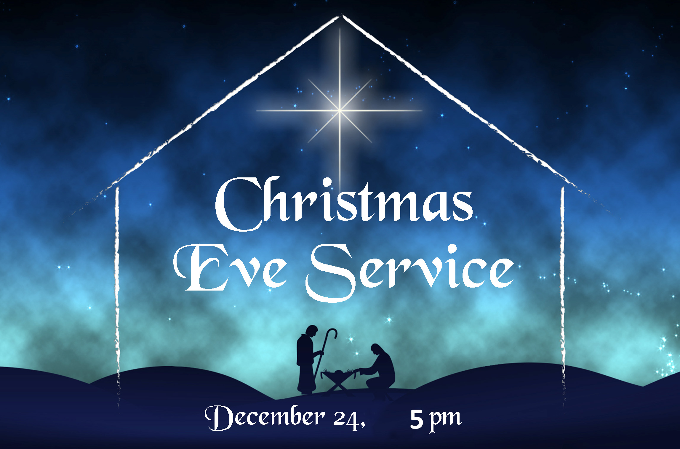 christmas eve service 5pm rbc