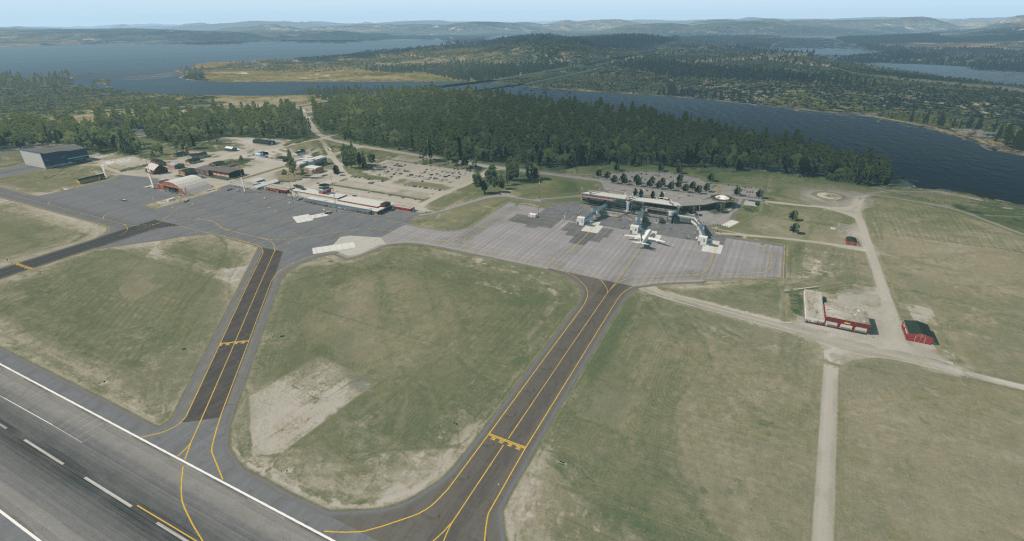 ESNN Sundsvall till XP11