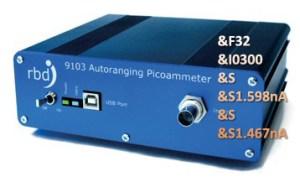 Programming the 9103 Picoammeter