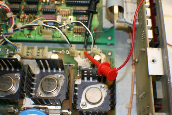 32-095 local power supply board +5V