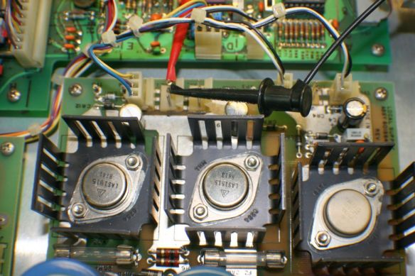 32-095 local power supply board -15V