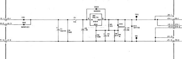 5V schematic