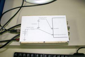 9103 float test box
