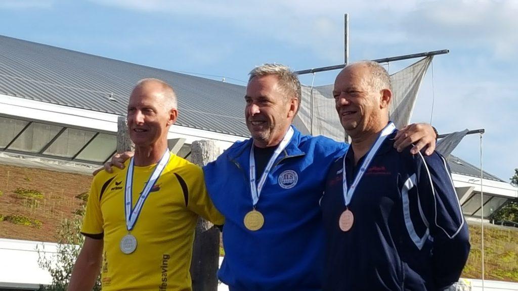 WK Lifesaving 2e plaats Piet Praet