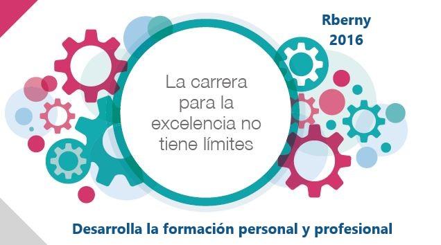 Desarrolla la formación personal y profesional Rberny 2016