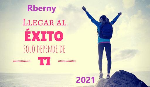 Establece y Cumple Tus Objetivos Rberny 2021