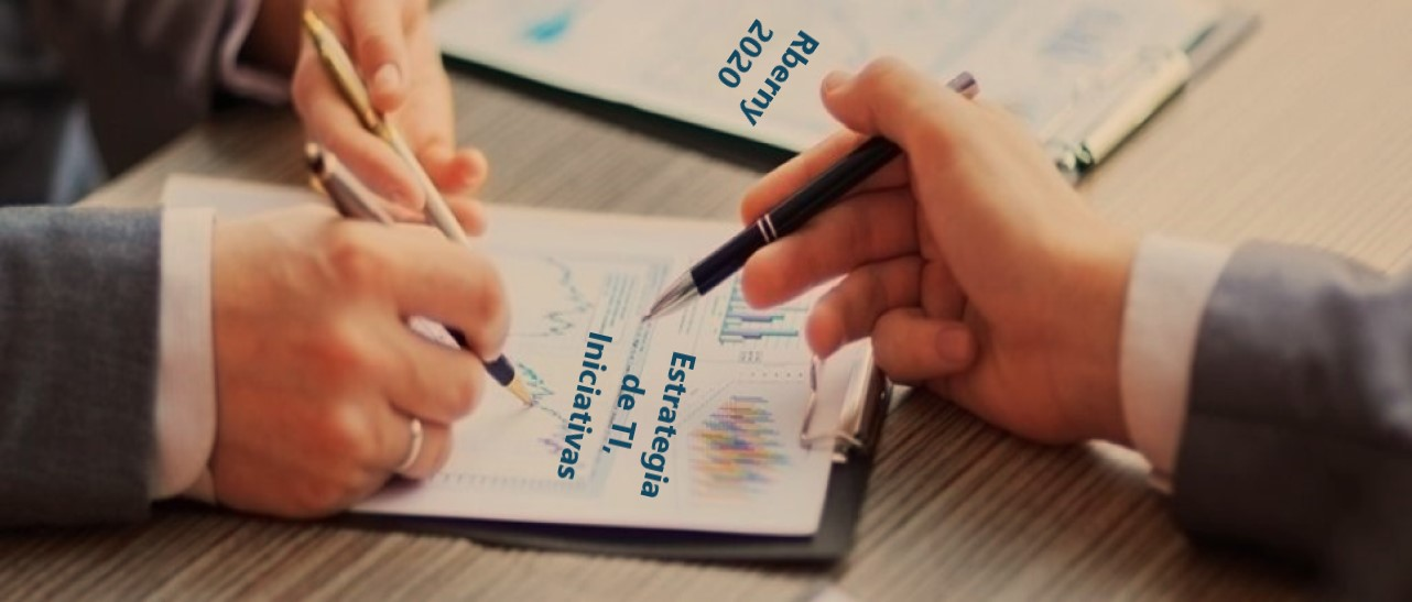 Estrategia de TI e Iniciativas Rberny 2021