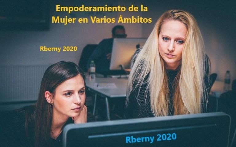 Liderazgo y Empoderamiento de la Mujer Proyecto Rberny 2021