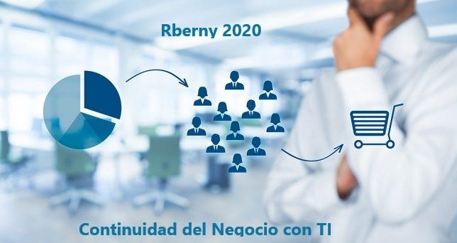 Tecnologías de la Información y la pandemia Rberny 2020