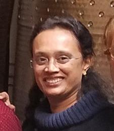 Vice President: Suneela Naidu Ramna