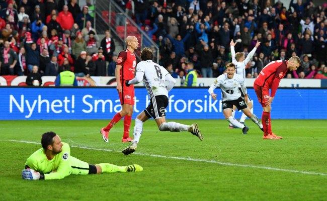 Overtidsseier Mot Brann Rosenborg