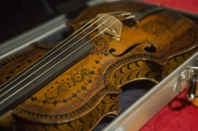 The Gregg Violin (Alex Rogals |Staff)