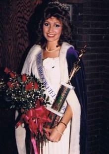 Miss Brookfield 1985, Susanna Kucko