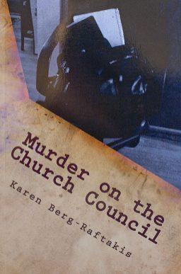 The first novel by Brookfield author Karen Berg-Raftakis.