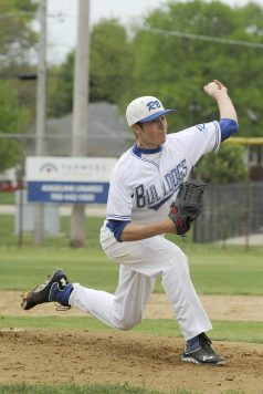 RBHS senior pitcher Connor Berek went 7-2 with a 2.51 ERA last spring. He also hit .370 as a corner outfielder. (File photo)