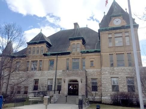 Riverside Town Hall | BOB UPHUES/Editor