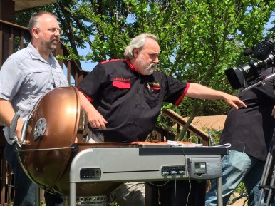 """Grillmaster: Craig """"Meathead"""" Goldwyn turned a hobby website on grilling ribs into a business that was recently purchased by an area food service company. His AmazingRibs.com is one of the top food websites in the nation. 
