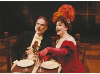"""Hello Dolly"" in 2007. 
