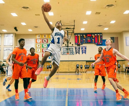 A four-year varsity starter, RBHS guard Daniko Jackson is a proven winner who can score, pass and defend for the Bulldogs. (File photo)