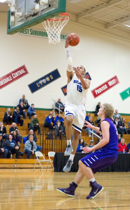 Skyler Nash, a transfer from Whitney Young, has given the RBHS basketball team yet another valuable player on a roster loaded with talent. (File photo)