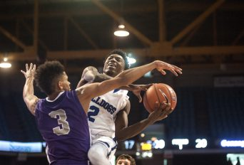 Jalen Clanton can play both guard positions for the RBHS basketball team which improved to 12-2 after a 73-58 win over Glenbard South. (File photo)