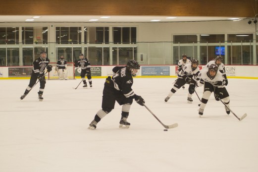 Fenwick forward Michael Powers has been one the team's top scorers this season. (File photo)