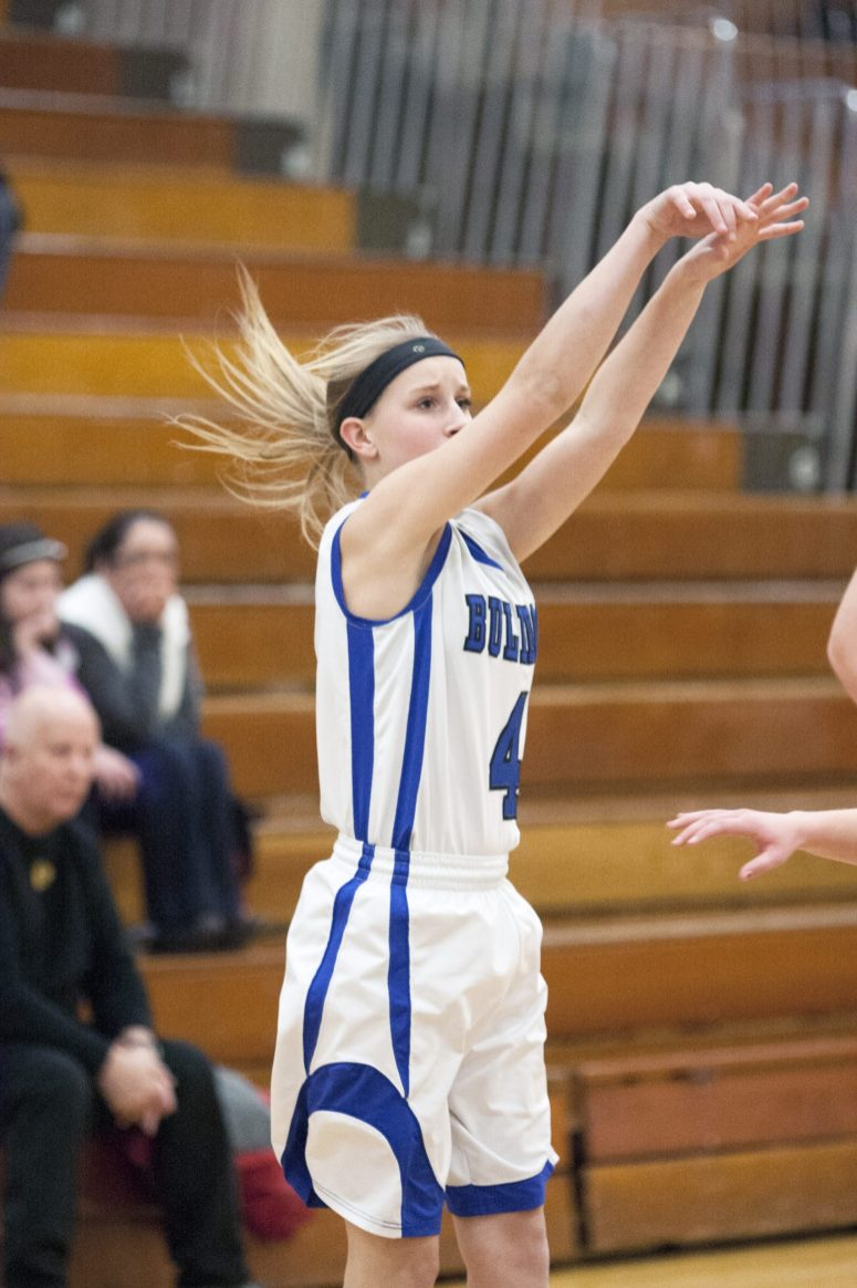 RBHS junior guard Lyndsey Hoyd will need to play well if the Bulldogs hope to go deep into the Class 4A state playoffs. (File photo)