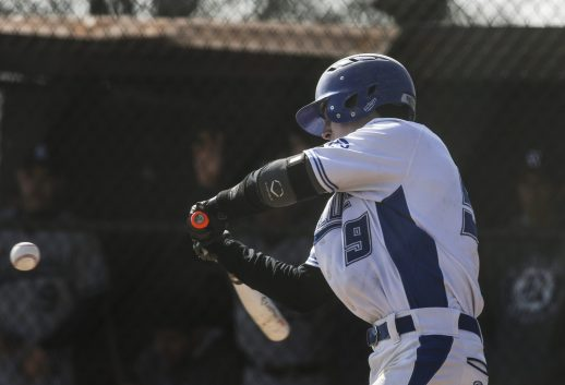 RBHS junior shortstop Kyle Fitzgerald batted .374 with two home runs, 18 RBIs, 16 stolen bases, .496 on-base percentage and .538 slugging percentage last season. (William Camargo/Staff Photographer)