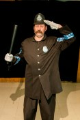 """Jay Fontanetta in the North Riverside Players' production of """"The Pirates of Penzance"""" (Photo provided)"""