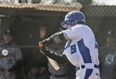 RBHS junior shortstop Kyle Fitzgerald is one of the best all-around players in the Metro Suburban Conference. (File photo)