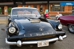 Cruise Night in Riverside featured various classic cars. | Stacey Rupolo/Contributor
