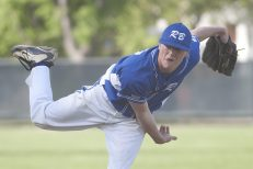 At RBHS, Will Kincanon was a two-time all-state pitcher who set numerous school records for pitching and career doubles in leading the Bulldogs to two regional and conference titles. (File photo)