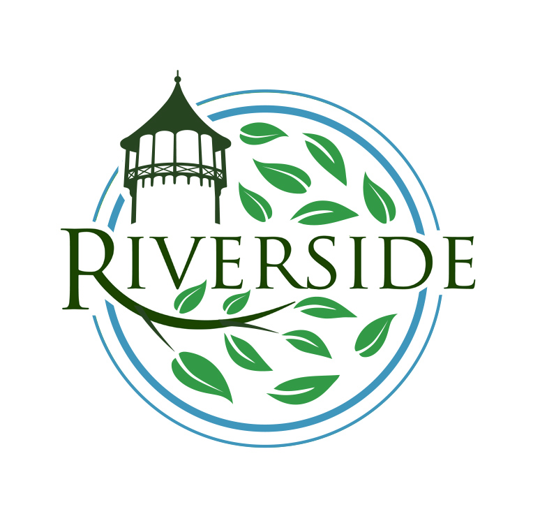 One of the Riverside logo finalists